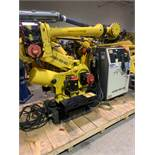 FANUC ROBOT R2000iB/185L WITH R30iA CONTROLLER, TEACH & CABLES, YEAR 2014, SN 150513