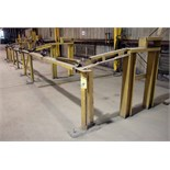 ROLLER STAND, approx. 30' (yellow)