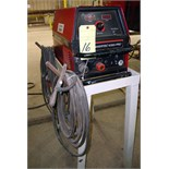 WELDER, LINCOLN INVERTEC MDL. V350PRO, 350 amps @ 32 v., 60% duty cycle, S/N U1060305606