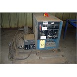 ARC WELDER, MILLER MDL. CP300, 300 amps, 100% duty cycle, Miller 60 Series wire feeder, S/N N.A.