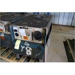 ARC WELDER, MILLER MDL. CP-250TS, 250 amp, S/N JB470699 (missing meter & side cover)