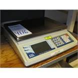 CCI Model ADC30 30 kg Cap., Digital Bench Top Scale