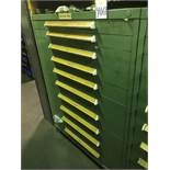 Stanley Vidmar 10 Drawer Cabinet