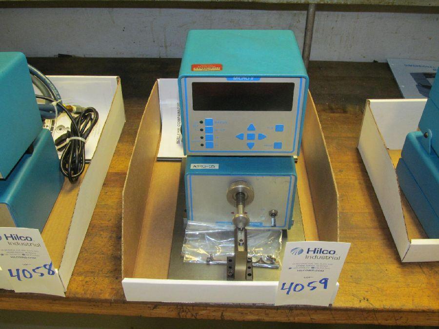 Lot 4059 - Western Gage Model Micro II Digital Air Comparator