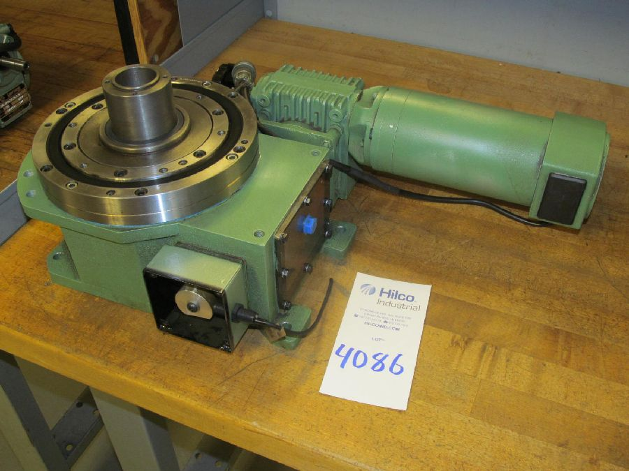 Lot 4086 - Size SX60 8-270 Manifold Index Table