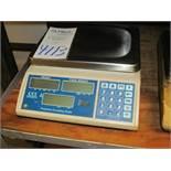 CCI Model NHC-30R 30 kg Cap., Digital Bench Top Scale