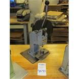 Steinel Model PM0 1/2 Toggle Press