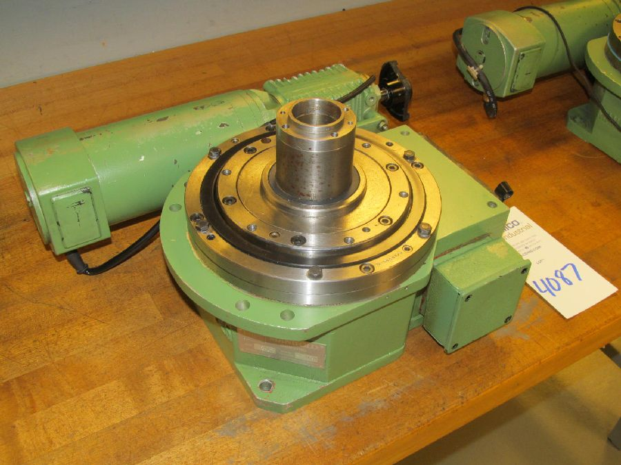 Lot 4087 - Size SX60 8-270 Manifold Index Table