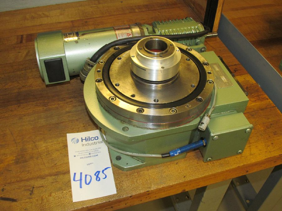 Lot 4085 - Size SX60 8-270 Manifold Index Table