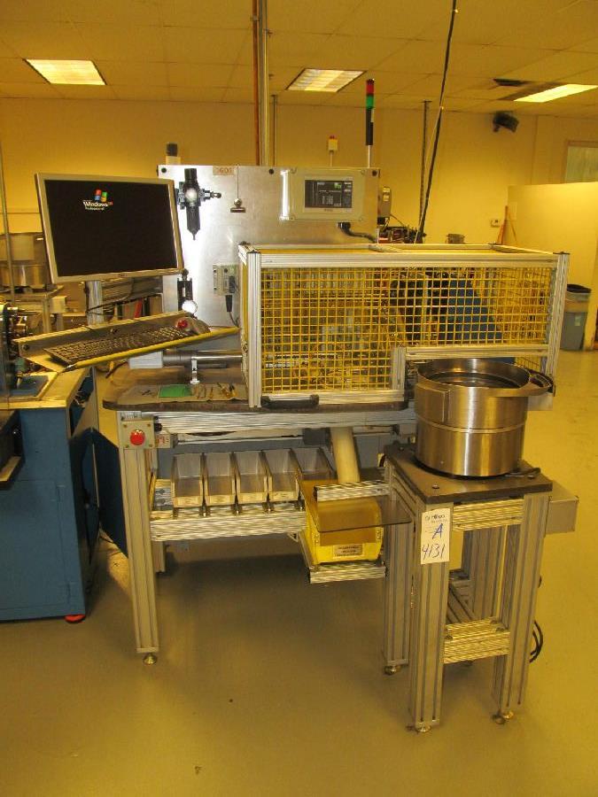 Lot 4131A - Inspection Machine