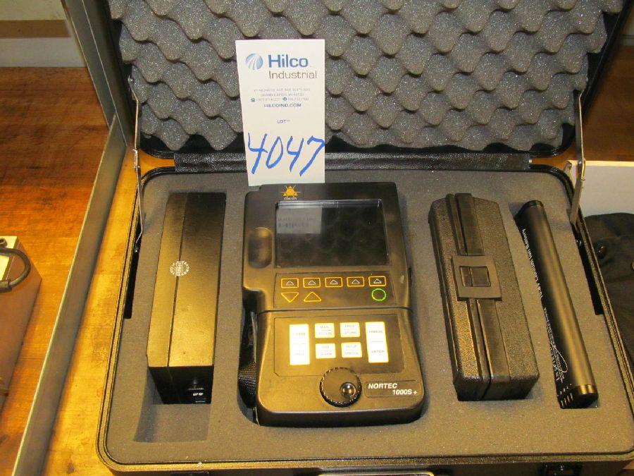 Nortec Model 1000S+ Eddie Current Faw Detector - Image 2 of 2