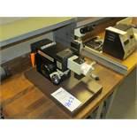 Doebeli Model VG150 Optical Inspection Unit