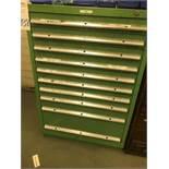 Stanley Vidmar (10) Drawer Cabinet