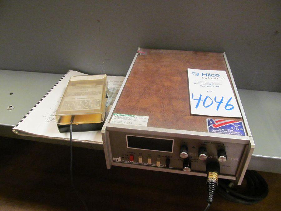 Magnetic Model 912 Gauss Meter