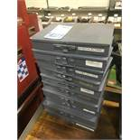 Metal Organizer Case Miscellaneous