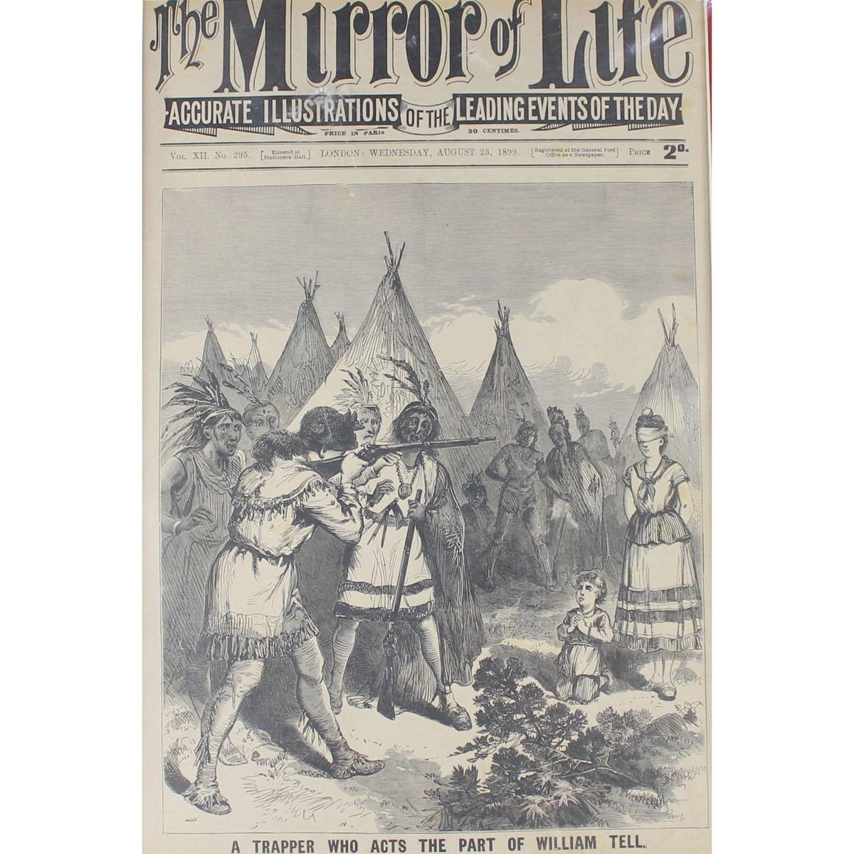 Lot 60 - Mirror of Life, Eight offset Amusing Lithographs of life.