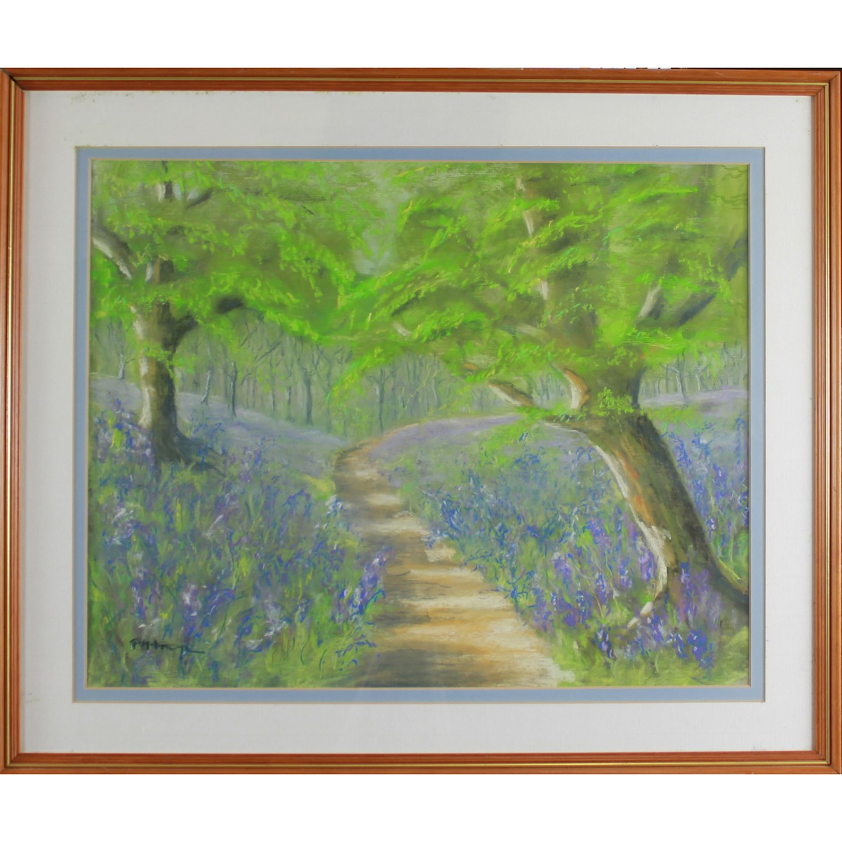 Lot 48 - Thompson P. Contemporary British AR, Bluebell Wood