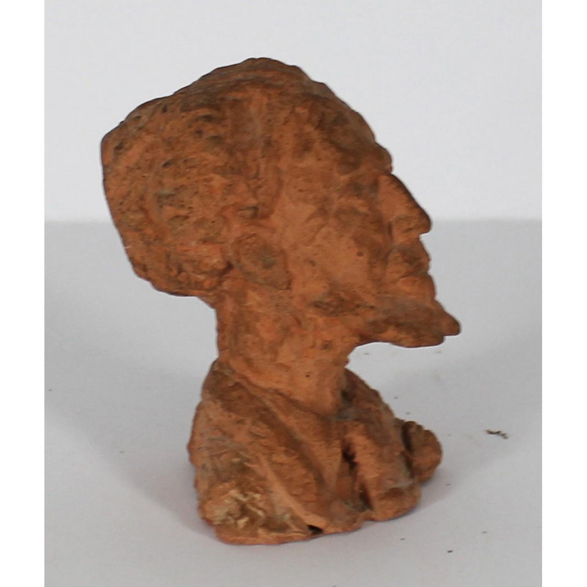 Lot 17 - Oloff de Wet, Hugh 1912-1975 British, Ezra Pound.