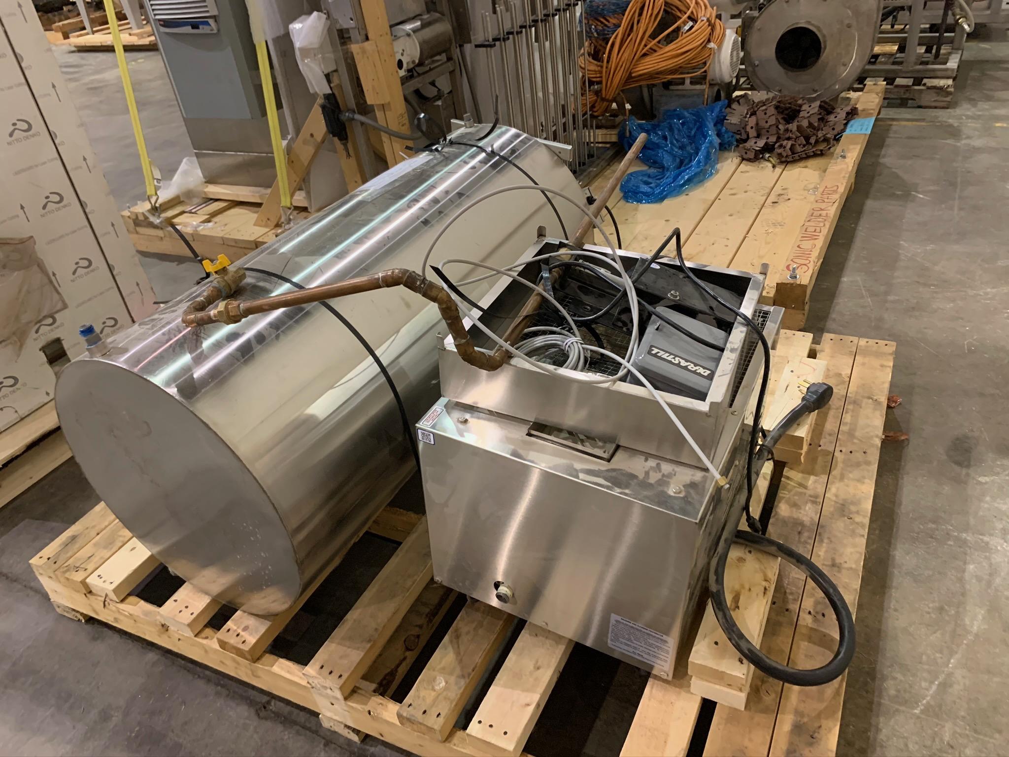 Durastill Water Distiller Model 42CJ14 S/N 100699 (Rigging Fee - $75) - Image 3 of 3