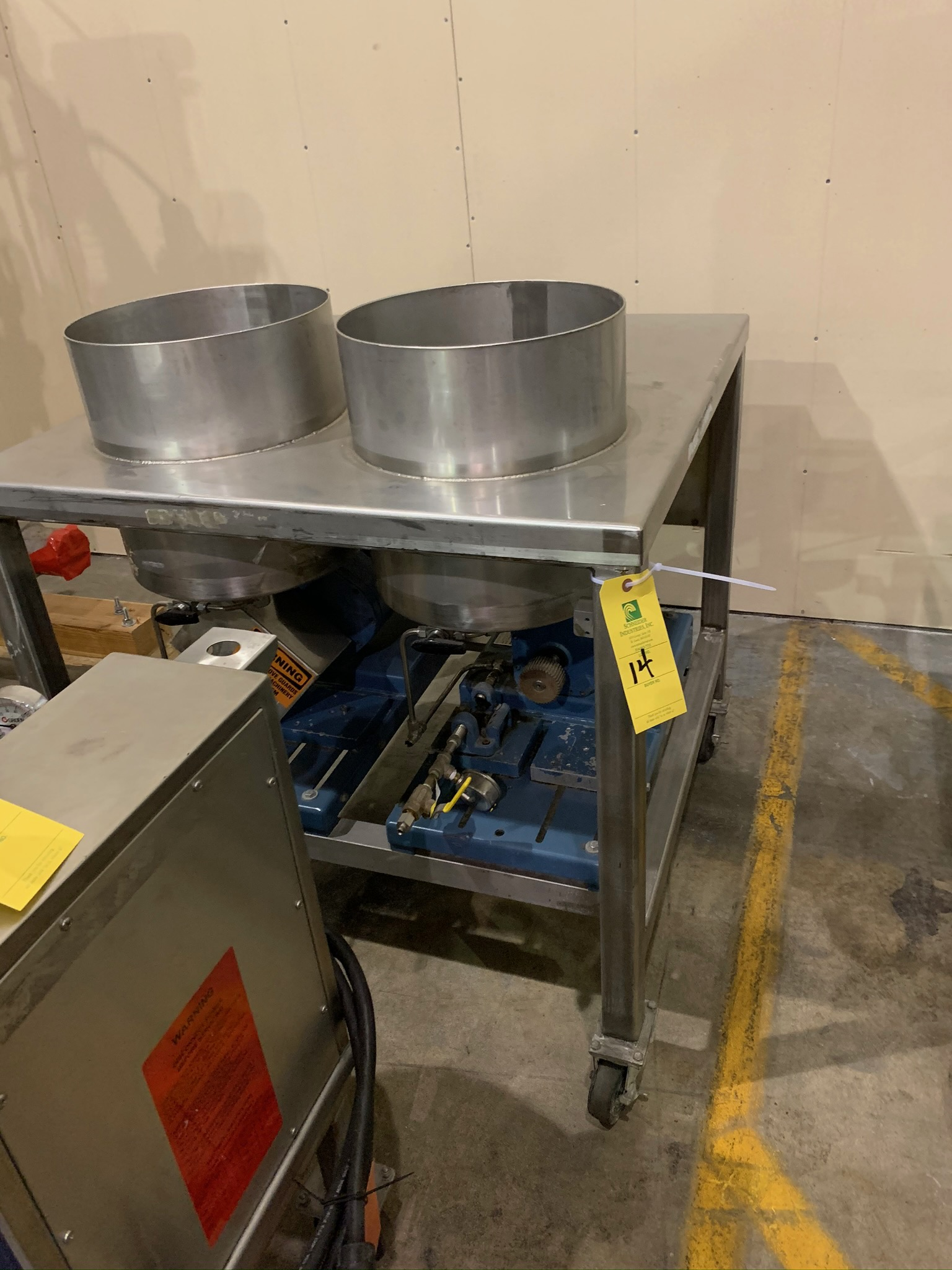 Lot 14 - Parker Hannifin Zenith Pump Type QM-ZEDrive 10 S/N 901026 (Rigging Fee - $50)