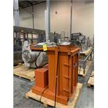 Orwak Compactor Model Compactor 5010 E S/N 103771 (Rigging Fee - $50)