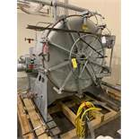 FMC Steritort Rotary Sterlizer Lab Size Retort Unit S/N 36085172 (Rigging Fee - $300)