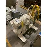 Waukesha Sanitary Pump S/N 38153011 Size 72 (Rigging Fee - $50)