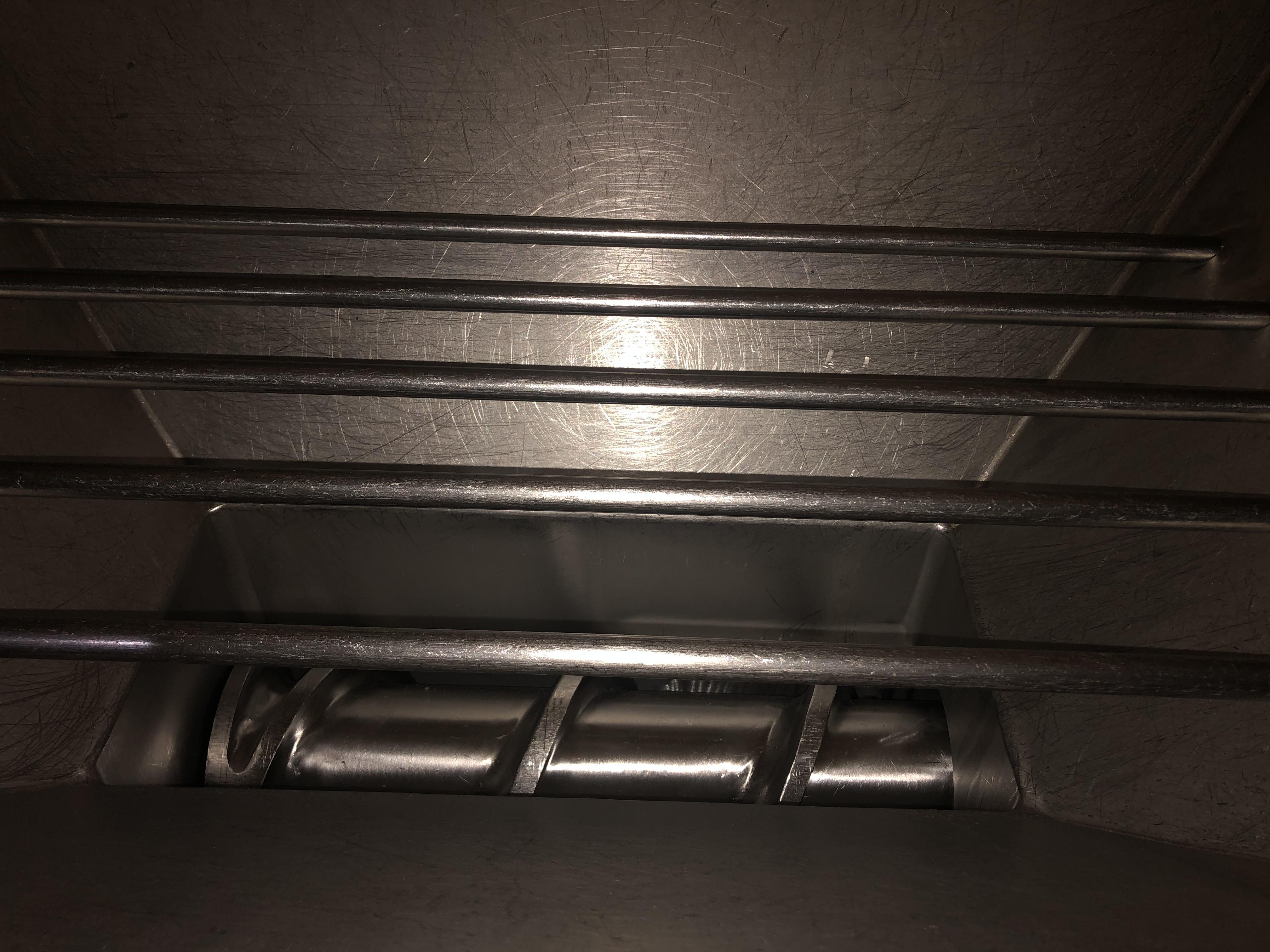 Lot 55A - Mepaco Grinder Model 7-7 S/N M12381-1 (Rigging Fee - $200)