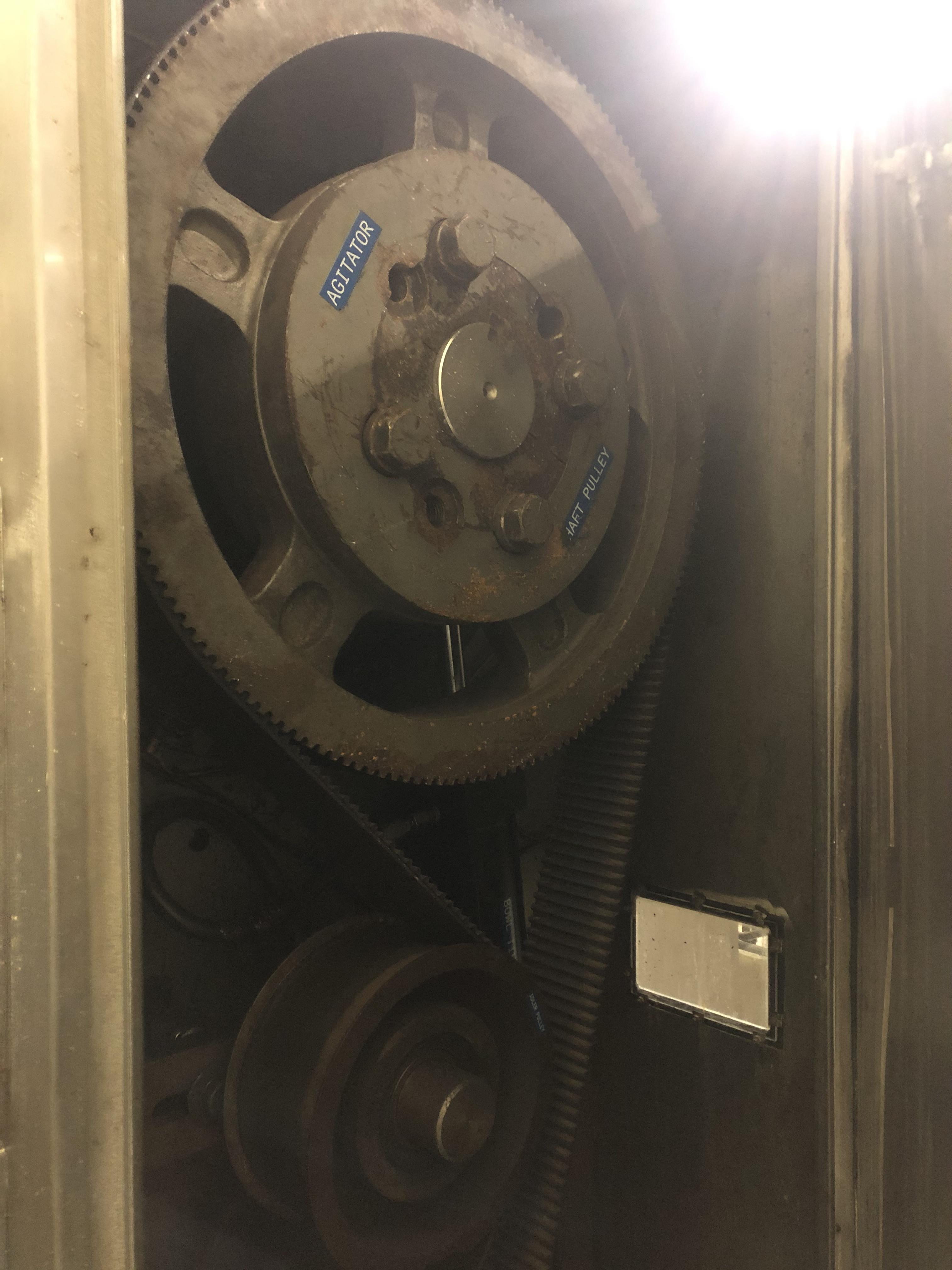 Schaffer 13HS Roller Bar Mixer S/N 0303508 (Rigging Fee - $1350) - Image 4 of 5