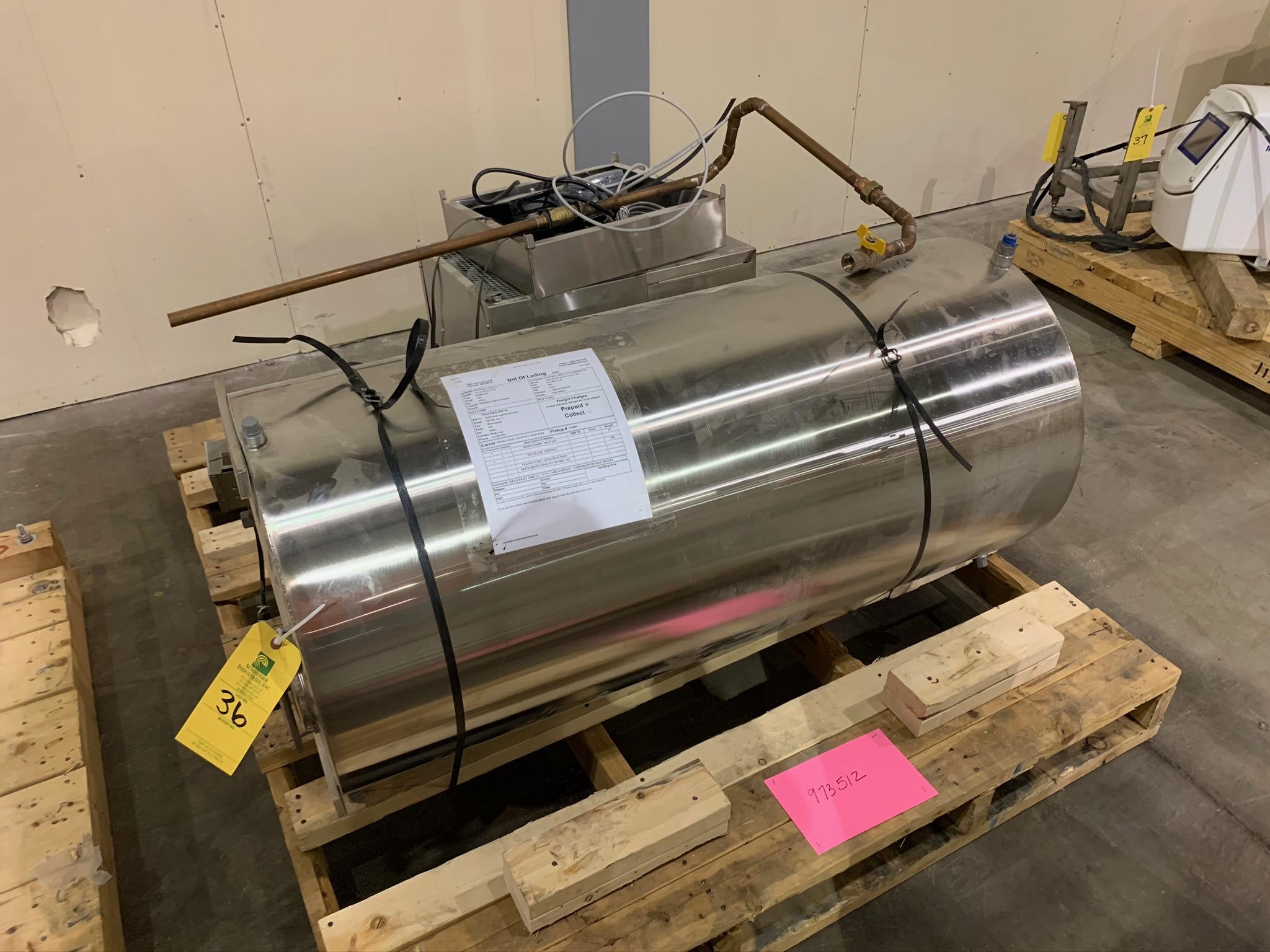 Durastill Water Distiller Model 42CJ14 S/N 100699 (Rigging Fee - $75)