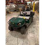 Cushman Man Cart with Tool Bed (Rigging Fee - $50)