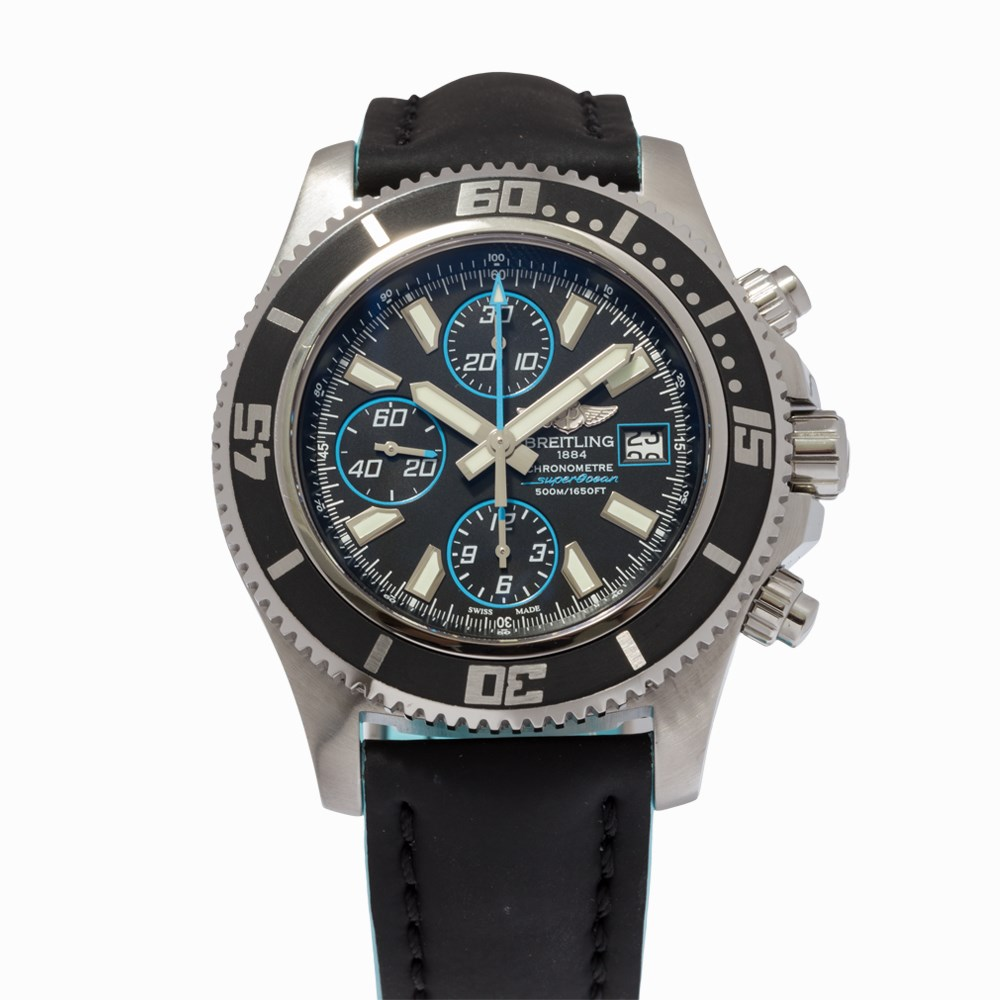 Breitling Superocean Chrono Ii Abyss Ref A1334102 C