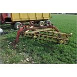 New Holland 258 hay rake, ground driven, SN 146815