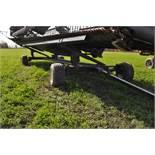 25' Horst Model CHC header cart, 26x12.00-12 tires, SN 15100564