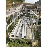 Deck, Approx 4ft W x 13ft L | Rig Fee: $150 See Full Desc