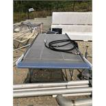 Conveyor, Approx 40in W x 8ft L | Rig Fee: $150 See Full Desc