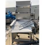 Stainless Steel Flour Dusting Conveyor | Rig Fee: $250 See Full Desc