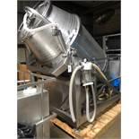 Wolfking Model TRC2.5 2,500 LB Stainless Steel Vacuum Tumbler, S/N 87 | Rig Fee: $500 See Full Desc