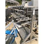 SS Pipe storage rack, Approx 10ft L | Rig Fee: $150 See Full Desc