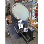 "Fowler 12"" Bench Model Optical Comparator (SOLD AS-IS – NO WARRANTY)"