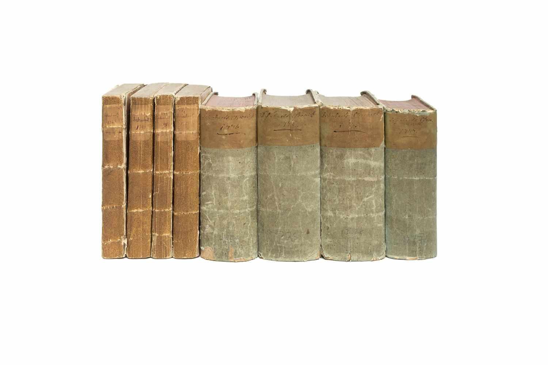 SCHUBART, Christian Friederich DanielDeutsche Chronik. [ab 1775 Teutsche Chronik, spät.: