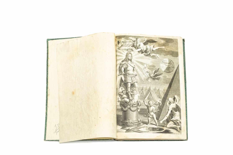 MONTECUCCOLI, Franciscus RaymundusCommentarii Bellici Raymundi Sac. Rom. Imp. Principis Montecuccoli - Image 2 of 4