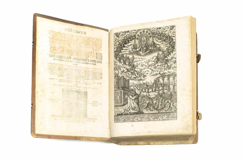 SURIUS, LaurentiusBewerter Historien der Lieben Heiligen Gottes. Von irem Christlichem, - Image 2 of 2