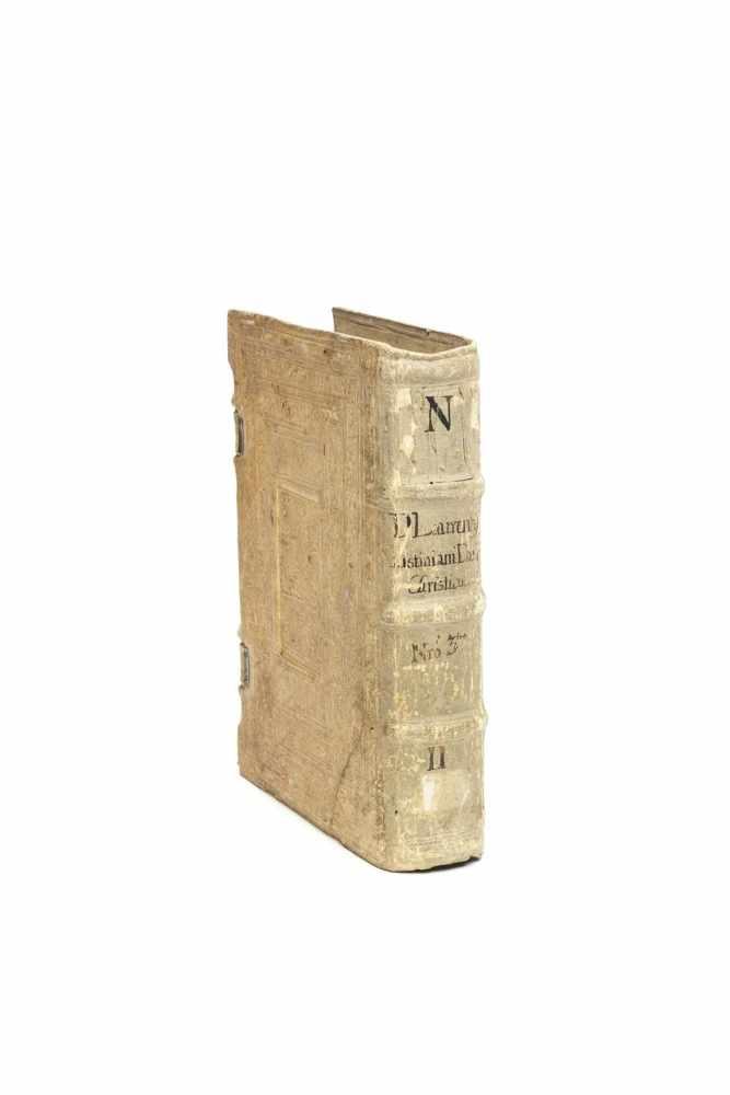 IUSTINIANUS, LaurentiusUnderrichtung eins geistlichen lebens. Strassburg, Johann Prüß d. Ä. 1509. - Image 3 of 3