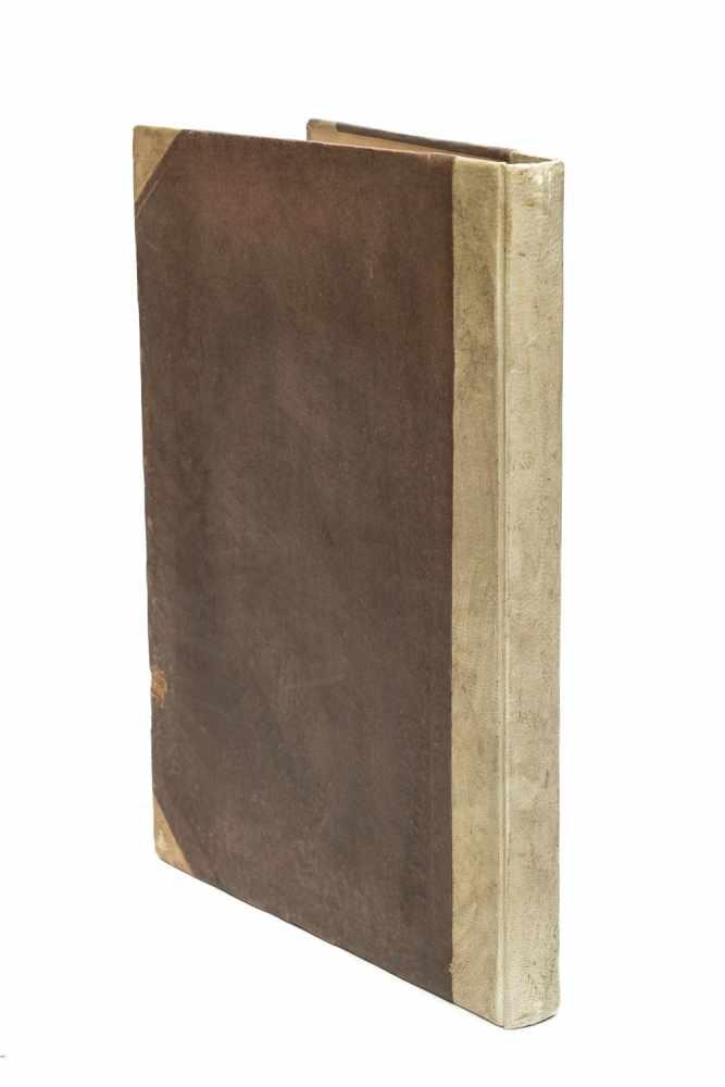 HERODOTUSLogoi ennea [graece]. Libri novem, quibus musarum indita sunt nomina, Clio. Euterpe. - Image 2 of 3