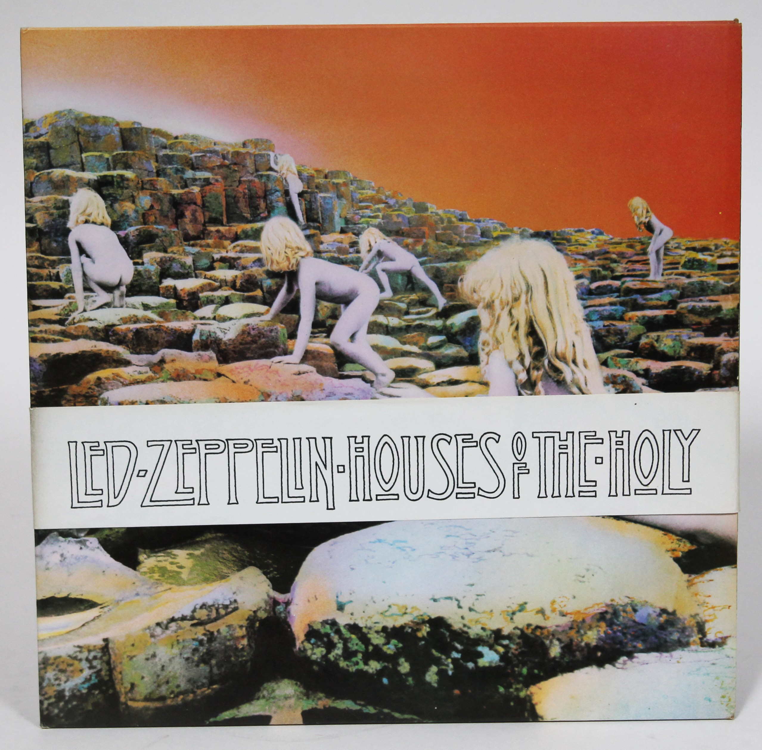 Facebook Bans Led Zeppelins Houses Of The Holy Cover