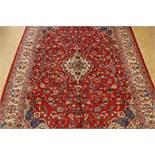 Carpet, Esfahan, 370 x 285 cm.Tapijt, Esfahan, 370 x 285 cm.