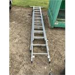 Lyte Aluminium Combination Ladders - (Located in Derby DE72 3RD - Collection By Appointment on
