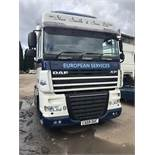 DAF FT XF105.410 LD SP, Euro 5, 4 x 2 Space Cab Tractor Unit , Recorded Usage 757,671 KM,