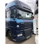 DAF FT XF105.410 LD SS, Euro 5, 4 x 2 Space Cab Tractor Unit , Recorded Usage 737,712 KM, Manual